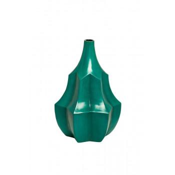 ART-4479-VA2 Ваза зеленая интерьерная 36*29*51см