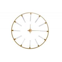 Часы настенные круглые золотые d91см 19-OA-6157