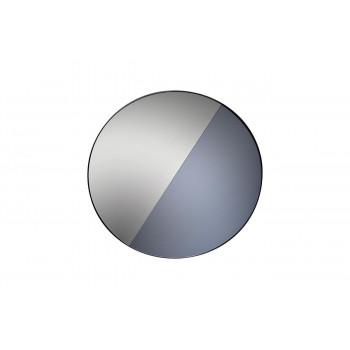 Круглое двухцветное зеркало d80 см 19-OA-5903/2