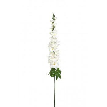 Дельфиниум белый  86 см 8J-17S0018/1