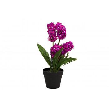 Гиацинт фиолетовый в горшочке 40 см 8J-K0013/3