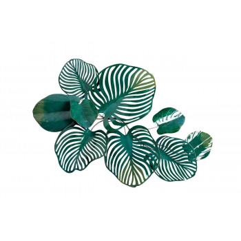 Настенный декор Листья тропические 101,6*73,7*12,7см 37SM-1156