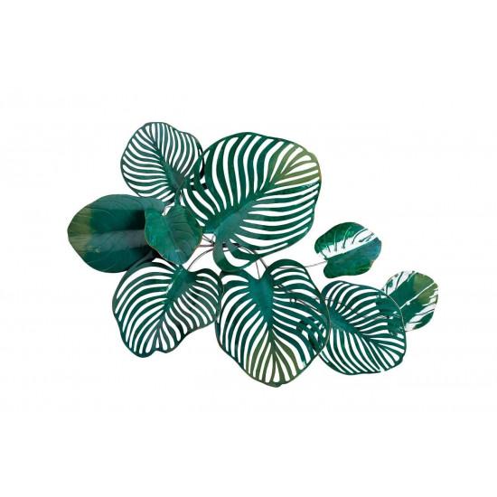 Настенный декор Листья тропические 101,6*73,7*12,7см 37SM-1156 в интернет-магазине ROSESTAR фото