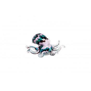 Статуэтка Осьминог цветная 19x19x10 см