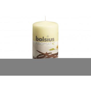 Ароматическая свеча столбик Ваниль 120х60 мм