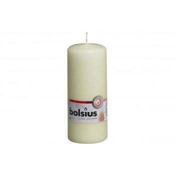Свеча кремовая столбик 150х60 мм 103614600105