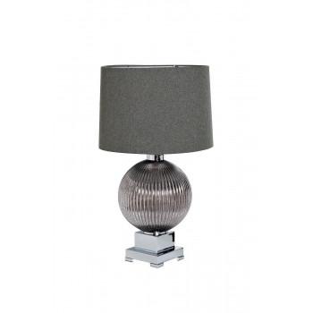Настольная лампа серая 22-88235