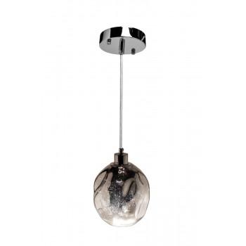 Светильник потолочный дымчатый K2KG913P-NI