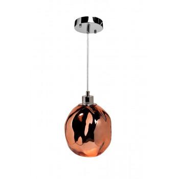 Светильник потолочный цвет прозрачный медный K2KG913P-COP