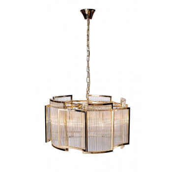 Светильник потолочный металлический 20MD3515-5GOLD