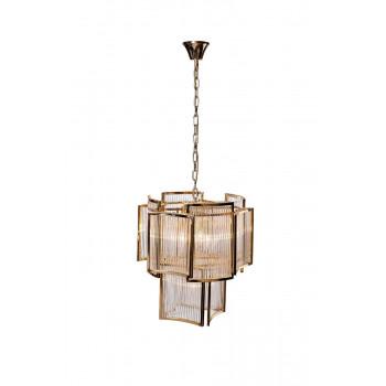 Светильник потолочный металлический 20MD3515-5GOLD-S