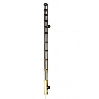 Настенный светильник D9,В125 цвет медный 2S-W1402