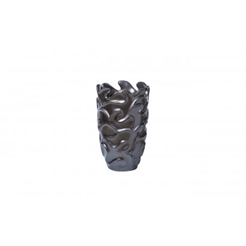 Кашпо цвет металлик 29*29*49 ZSC1089-19