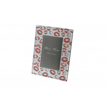 Декоративная фоторамка Поцелуй 18*23*1,3см KFP129