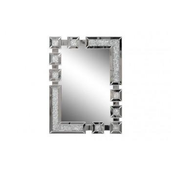Зеркало в оригинальной раме с кристаллами 60*80см 50SX-6488