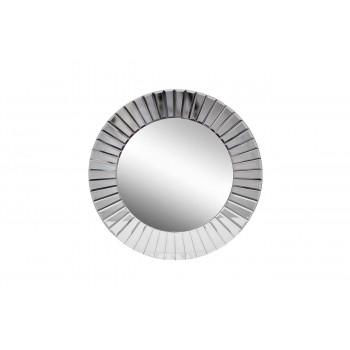 Круглое декоративное зеркало в зеркальной раме d60 см 50SX-2023