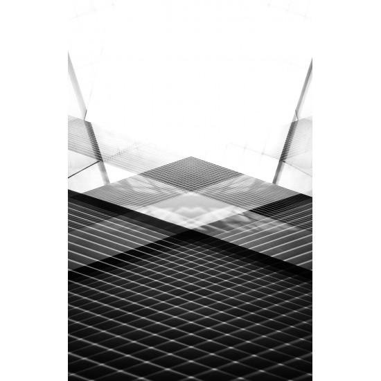 Постер Черное и белое-1 50*70см 54STR-BLACKWHITE1 в интернет-магазине ROSESTAR фото