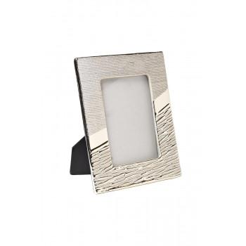 Фоторамка декоративная цвет серебряный 18.5*1.5*23.5 18H2576-16