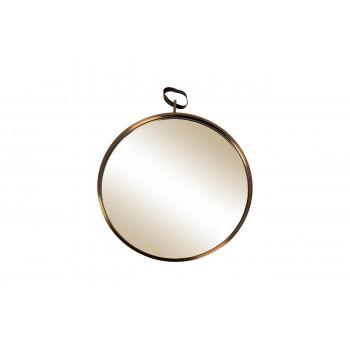 Круглое зеркало на подвесе d50см 19-OA-6283