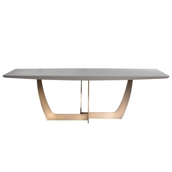 Стол обеденный прямоугольный Space L 240*100*76см 58DB-DT14803  в интернет-магазине ROSESTAR фото