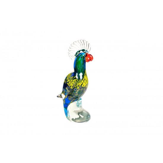 Статуэтка Попугай 8x6,5x21,5 см F7836 в интернет-магазине ROSESTAR фото