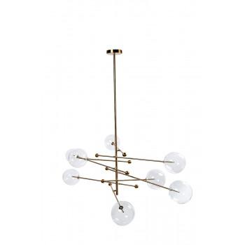 Светильник потолочный  W.160*H.150 см K2KG0835P-8BR