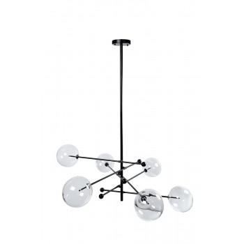 Светильник потолочный светодиодный Стеклянные шары K2KG0835P-6