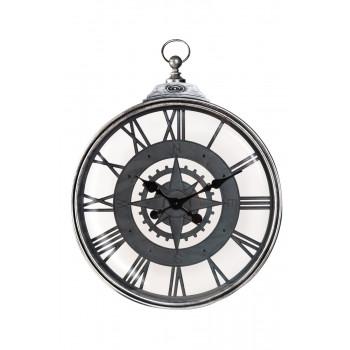 Часы настенные круглые 52,1*40*5 cм L2028A