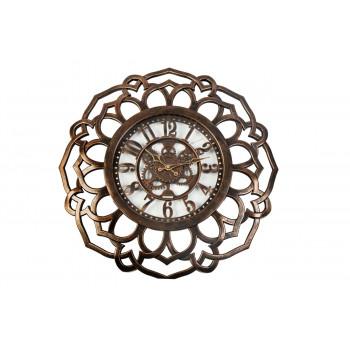 Часы настенные круглые D.61*5 см L1519