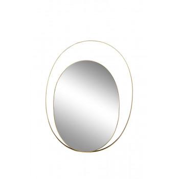 Зеркало в металлической объёмной раме 75*100см 19-OA-6267