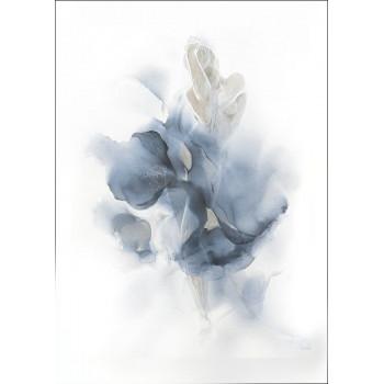 Холст Песня поющего цветка 100*70см 54STR-AQUARELLE7