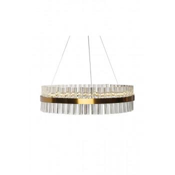 Люстра стеклянная LED 62GDW-903-600