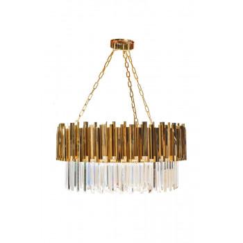 Люстра потолочная с кристаллами 62GDM-81008-800