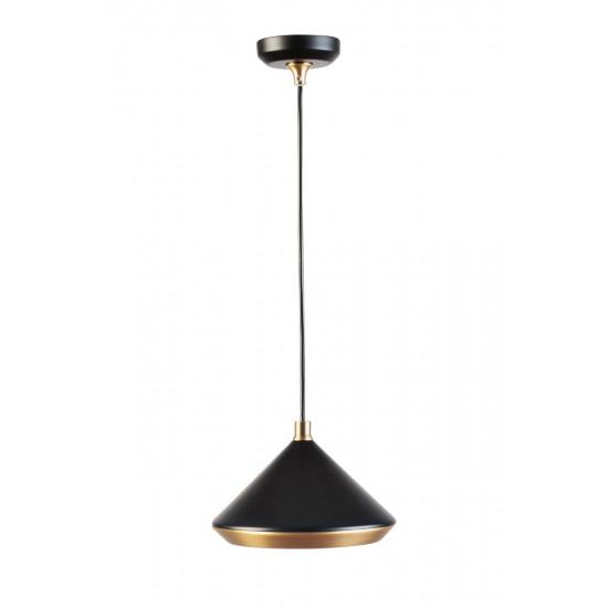 Лампа потолочная d20см h180см 60GD-9310P/1BL в интернет-магазине ROSESTAR фото