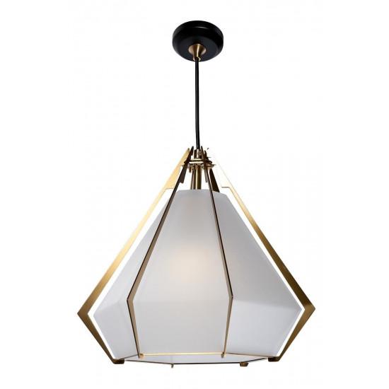 Лампа потолочная 30*30см 60GD-9932P/E-W в интернет-магазине ROSESTAR фото