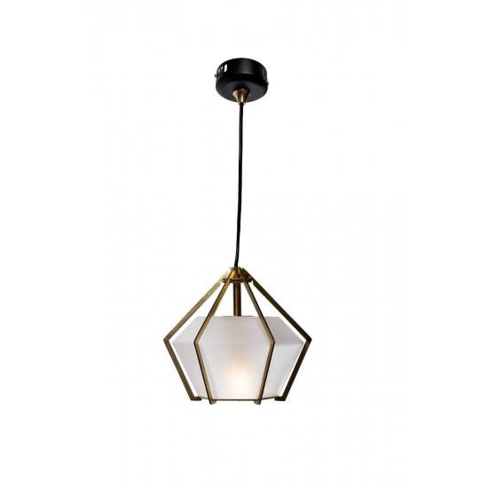 Лампа потолочная 24*22см 60GD-9932P/B в интернет-магазине ROSESTAR фото