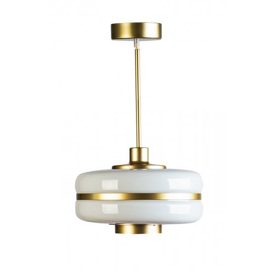 Лампа потолочная d30см h180см 60GD-9258P/S в интернет-магазине ROSESTAR фото
