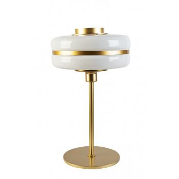 Белая настольная лампа 60GD-9258T