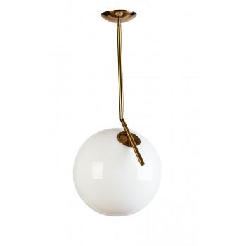 Лампа потолочная Шар d30см h150см 60GD-9137P/L