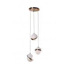 Лампа потолочная d20см*3шт 60GD-9182 S/3XS