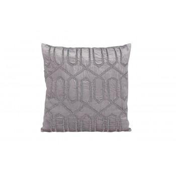 Декоративная подушка с бисером Геометрия 45*45см 70SW-1531