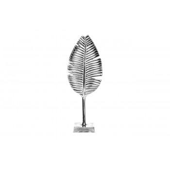Статуэтка Перо цвет серебро 18*11*50см A06561100