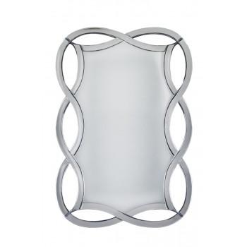 Зеркало декоративное в зеркальной фигурной раме 60*90см 50SX-0925