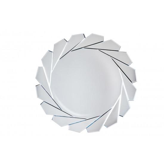 Круглое декоративное зеркало d80см 50SX-1710 в интернет-магазине ROSESTAR фото