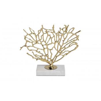 Статуэтка Дерево золотая 22*7*21см 55RD3025S