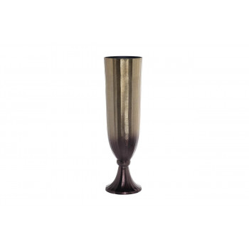 Металлическая ваза d14*49см 71PN-0727