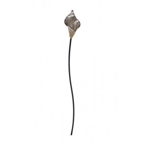 """Цветок металлический декоративный """"Калла"""" 71PN-1258 в интернет-магазине ROSESTAR фото"""