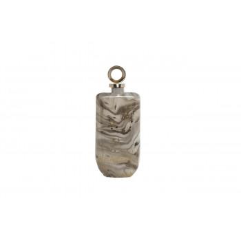 Стеклянный флакон декоративный 17*10*41см 71PN-51058