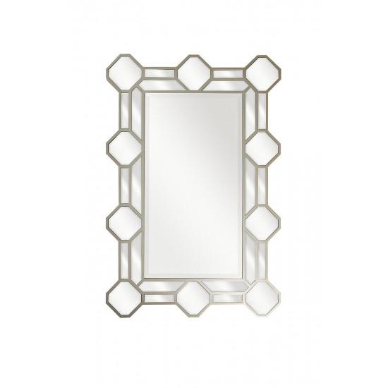 Зеркало прямоугольное 60*90см KFE1340 в интернет-магазине ROSESTAR фото