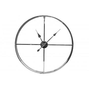 Часы настенные цвет хром d76см 79MAL-5761-76NI